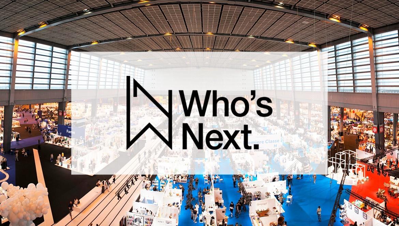 Who's next show - Parigi